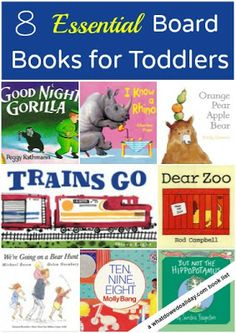 Connecting Family and Seoul: 8 Essential Board Books for Toddlers for Your Home Library