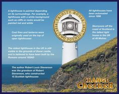 The UK's General Lighthouse Authority, Trinity House has been immortalised by being chosen as the subject of a brand new £2 coin which will enter circulation this year... #ChangeChecker