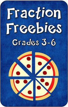 Fabulous Fraction File Cabinet full of free resources! Printables to teach fractions. 3rd Grade Fractions, Teaching Fractions, Fifth Grade Math, Math Fractions, Teaching Math, Grade 3, Equivalent Fractions, Math Math, Comparing Fractions