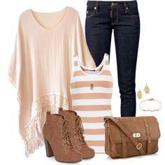 """""""Early Fall Chic"""" by angelysty on Polyvore"""