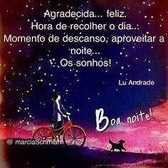 #boanoite #noite #estrelas #reflexão #frases #pensamentos