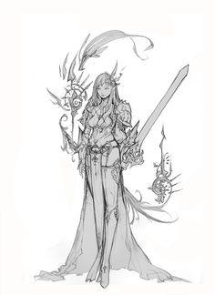 sangsoon lim on ArtStation Manga Drawing, Manga Art, Drawing Sketches, Drawings, Sketching, Character Concept, Character Art, Character Design, Tim Mcilrath