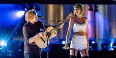 Ed SHeeran and Taylor Swift singing Tenerife Sea - Google Search