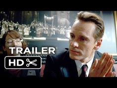 Steve Jobs Official Trailer #1 (2015) - Michael Fassbender, Kate Winslet Movie HD - YouTube: playing in October!