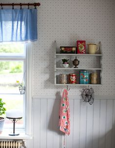 Country kitchen - vintage interior underbaraclaras.se