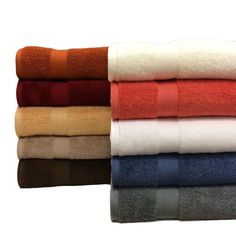 Egyptian Cotton Bath Sheets (set 2).  Oversized huge ultra soft and fade resistant bath towels 33 inches x 63 inches with superb durability