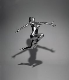 Silver Woman by Guido Argentini