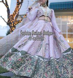 #Latest #Designer #Designer #Boutique #Bridal #Lehenga #PunjabiSuits #Handmade #Shopnow #Online 👉 📲 CALL US : + 91 - 918054555191 Best Bridal Lehenga Shops In Jaipur | Punjaban Designer Boutique #Handwork #Latest #lehenga #lehengacholi #lehenga #lehengacholi #customize #custom #handmade #customized #design #fashion #custommade #personalized #style #designer #gifts #customs #wedding #ethnicwear #weddinglehenga #designerlehenga #weddingdress #bridalwear #lehengalove #onlineshopping #bridal…