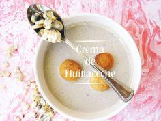 Como preparar Crema de Huitlacoche on Cocina Sana