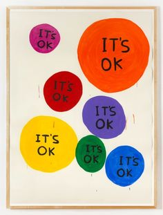 David Shrigley - this illustration is giving out a message that everything is ok which to my interpretation, its not therefore giving a sad message and I enjoy sad art