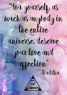 Self love quote self