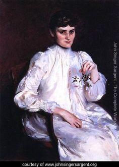 Mrs. Edmond Kelly - John Singer Sargent - www.johnsingersargent.org