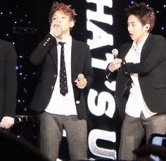 Xiumin is such a sweet heart! I love him! (GIF)