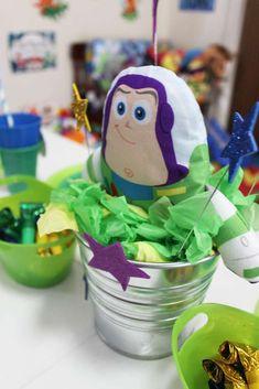 Buzz Lightyear / Toy Story Birthday Party Ideas | Photo 26 of 48 | Catch My Party