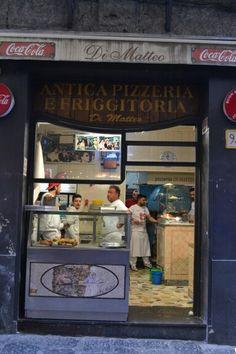 Pizza di Matteo Naples
