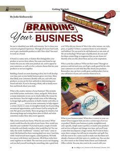Branding Your Business—By Jodie Kieliszewski Molly Green Magazine FREE Online! - Summer 2015 - Page 96