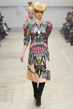 Manish Arora Fall 2011 Ready-to-Wear - Collection - Gallery - Style.com