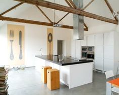 Survey: What Goes Best in a Kitchen Island?