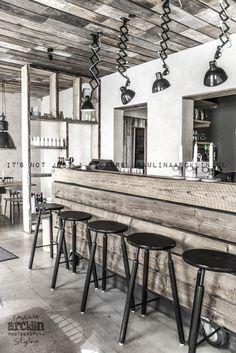 © Paulina Arcklin | HÖST restaurant in Copenhagen #restaurantdesign