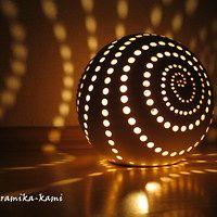 Lamps, candlesticks / Ceramics | Fler.cz