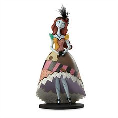There are so many Jack and Sally figures it's kind of hard to keep up. I just learned about these new  Disney Couture de Force figures . The...