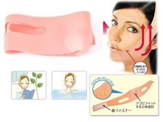 Facial Slimming Bandage Skin Care Belt Shape And Lift Reduce Double Chin 3D Face Mask Face Thining Band