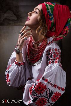 How to meet Eastern European brides? Women from Ukraine and Russia are looking for good, honest and reliable men like you! Russian Traditional Dress, Traditional Dresses, Russian Style, Folk Fashion, Ethnic Fashion, Womens Fashion, Moda Popular, Ukrainian Dress, Ukraine Women