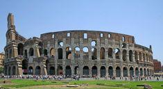 ROMA  El Coliseo, el Foro, los Museos Capitolinos, San Pedro, Santa Maria la Maggiore, los Museos Vaticanos, el Panteón, el castillo de Sant' Angelo, el circo Massimo… Roma es un enorme museo de historia al aire libre.