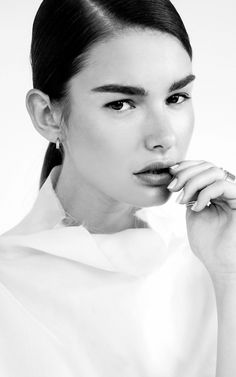 Ophelie Guillermand by Ashley Soong || Women Management NY