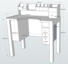 If you want to get a head start drafting up your own Jewelers bench here is the perfect option: I have bundled up all the Google Sketchup soft copy plans that I used for my bench built. A total of 15 fully editable plans all together. This includes the cutting sheets for the plywood used for the drawer frames and drawers as well as drawings for all the main components including the table top storage unit. You are free to use and modify the plans for personal use. Obviously if you intend to…