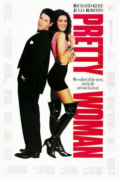 Pretty Woman (1990) - Holy crap, I love this movie.  Never get sick of it.