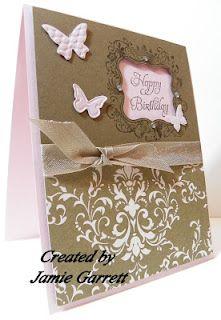 Elementary Elegance by Jamiestamps - Cards and Paper Crafts at Splitcoaststampers