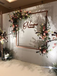 Diplomatic Wedding decor you could try these out Wedding Stage Decorations, Bridal Shower Decorations, Wedding Table, Diy Wedding, Rustic Wedding, Wedding Ideas, Decor Wedding, Wedding Backdrops, Wedding Ceremony