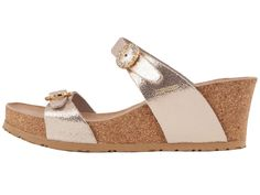 62f85c6bdc Mephisto Lidia Women's Wedge Shoes Silver Venise Mephisto, Latest Shoe  Trends, Wedge Shoes,