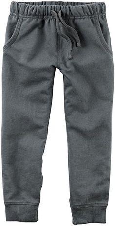 3687902d3a21d Carter's Baby Boys Knit Pant, Grey, 18 Months Carter's https://www