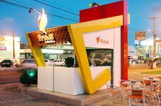 Notícia - Fritss abre nova loja - Deguste