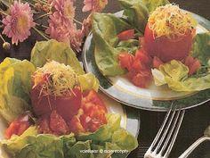 Hospodyně: Rajčata plněná vídeňským krémem