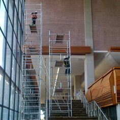Wide Span Tower   Vertex Scaffolding  Nationwide!  0861 837 839  marketing@vertexsa.co.za For the past 9 years Vertex Scaffolding has been offering an array of customers with a complete solution to work at height.   We offer the following products for hire and sale: Kwikstage Scaffolding Self Lock Scaffolding Aluminium Stairway Towers Aluminium Span Towers Bridging Platforms Ladders Trolleys  Safety Equipment