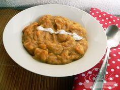 Batáta (édesburgonya) főzelék Mashed Potatoes, Ethnic Recipes, Food, Potato, Whipped Potatoes, Smash Potatoes, Essen, Meals, Yemek