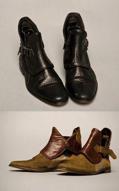 Bespoke Man Boots
