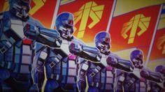 XCOM 2 Loading Screen Art - Album on Imgur #XCOM2 #xcom #gaming #gamer