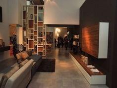 Librerie, Pareti Divisorie e Divani al Salone del Mobile | Viver La Casa