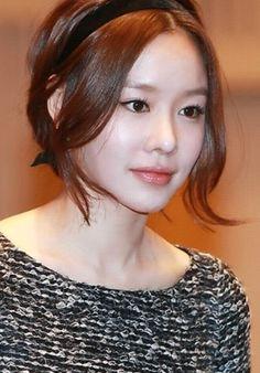 ★[HAIR]여자헤어스타일 투블럭컷 김아중머리 : 네이버 블로그