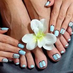 @pelikh_Beautiful Nail Designs for Toes ★ See more: https://naildesignsjournal.com/beautiful-nail-designs-toes/ #nails