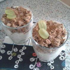 Rezept Mascarpone-Trauben-Dessert von Christine.H. - Rezept der Kategorie Desserts