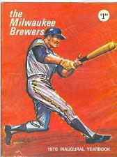 Baseball yearbooks Sale: For Sale Baseball yearbooks Sale Sports Art, Sports Logos, Sports Teams, Yearbooks, Milwaukee Brewers, Mlb, The Past, Baseball Cards, Pilots