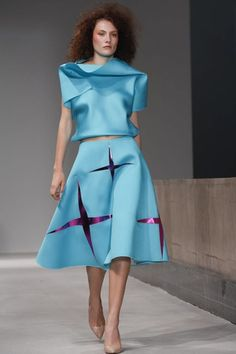 Gosia Baczynska Ready To Wear Spring Summer 2014 Paris