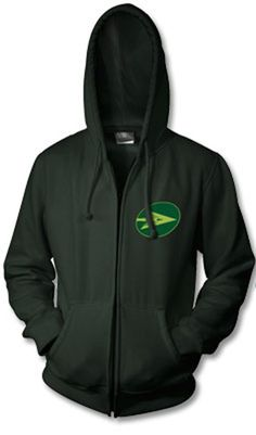 Arrow Failed This City DC Comics Licensed Adult Pullover Hoodie