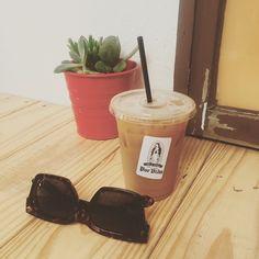 Por Vida Coffee in Barrio Logan. San Diego, CA http://www.briannamacias.com/blog/day-trippin-san-diego-ca