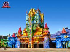 Inspiração: Parque Beto Carrero World